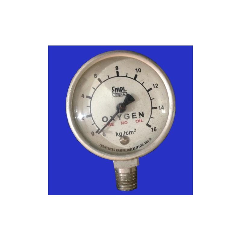 Pressure Gauge 0 - 16 Kg/cm2