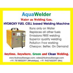 Aquawelder - welding and brazing machine