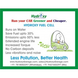 HHO Dry Cell for driving green